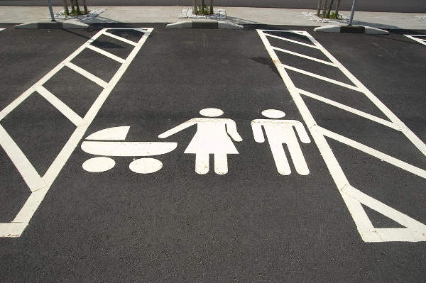 Parking for parents