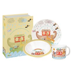 Noahs Ark Feeding Set