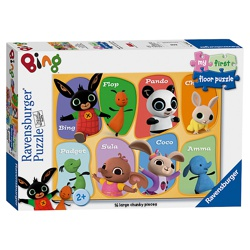 Bing Bunny Puzzle from Ravensburger