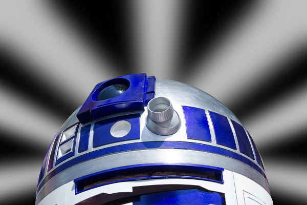 Star Wars characters, R2D2 at the Star Wars Celebration_EUO_fotoearl-shutterstock