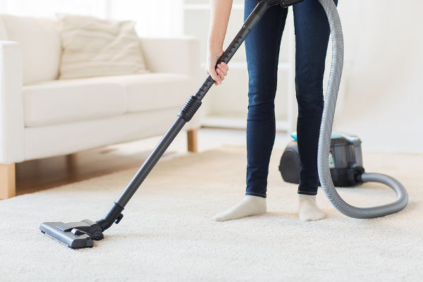 people, housework and housekeeping concept
