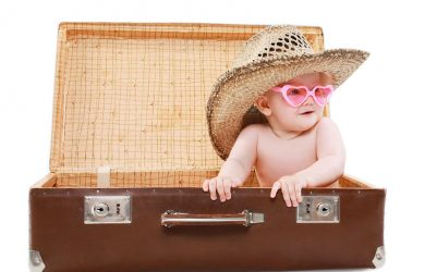 Baby Suitcase Feature