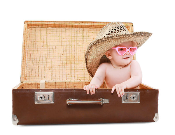 Baby Suitcase