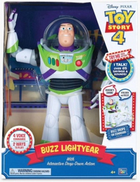 Buzz Lightyear Drop Down Action Figure