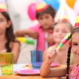 Child's birthday party feature