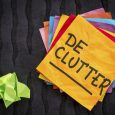 Feature-declutter sticky notes